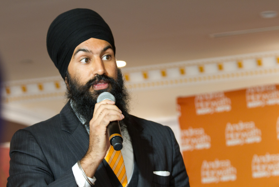 Jagmeet Singh Makes History but a Tough Road Lies Ahead